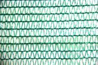 Сетка для укрытия фасадов затеняющая зеленая (4х100м) 35г/м2