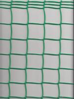 Сетка для палисадника с кромкой Ф-25 25*25мм 1*10м (Зеленая)