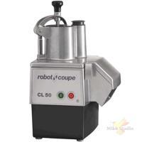 Овощерезка CL50 «Робот Купе» б/ножей; сталь нерж.; H=62,L=38,B=30см; 550вт; металлич.,черный