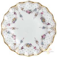 Тарелка мелкая «Роял Антуанетт»; фарфор; D=26см