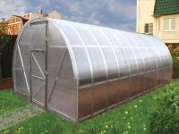 Каркас теплицы Урожай ПК 4м без поликарбоната