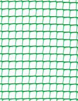 Сетка для птичников Ф-17 17*17мм 1*10м (Зеленая)