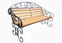 Скамейка №4 с доской