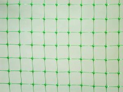 Сетка для птичников Ф-13 13*15мм 1*10м (Зеленая)