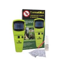 ThermaCell Прибор противомоскитный (цвет лайм, состав: прибор + 1 газовый картридж + 3 пластины)