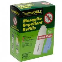 ThermaCell Набор запасной (4 газовых картриджа + 12 пластин)