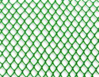 Сетка для ограждения клумбы Ф-7 7*7мм 0,4*10м Зеленая