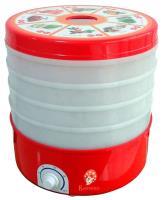 Сушилка для овощей и фруктов электр. ВАСИЛИСА СО3-520, 520 Вт, регулир. температура 30-70 град. (4)