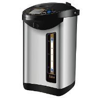 Чайник-термос DЕLTA LUX DL-3020 черн./нерж (6): 900 Вт, 5 л, LCD-дисплей, таймер