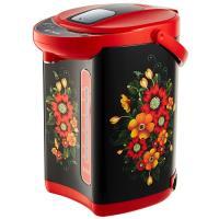 Чайник-термос DЕLTA DL-3035 черный (6): 1000 Вт, 4,5 л (РОССИЯ)