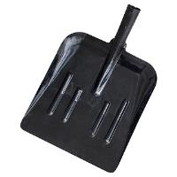Лопата совковая сталь черная ТД6-0013