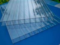 Сотовый поликарбонат 6 мм 2,1х12