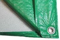 Тент Тарпаулин 4х4м плотность120г/м.кв утепленный