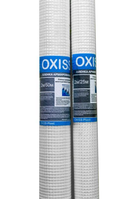 Пленка армированная 6*50м 140г/кв.м OXISS