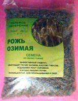 Зеленое удобрение - семена ржи озимой 0,5кг
