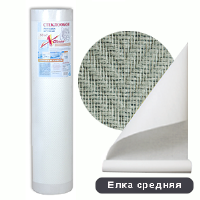 Стеклообои X-Glass Silver Елка средняя (50м)