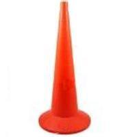 Конус дорожный сигнальный 750мм оранжевый