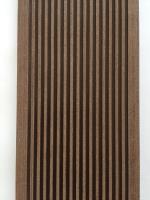 ТЕРРАСНАЯ ДОСКА ВИНДЕК  153*28мм (4м либо 6м) Поверхность: вельвет Цвет: коричневый