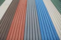 Террасная доска MultiDeck 22*140*3000 мм цвет бордо