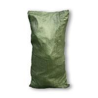 Мешки плетеные 55х95 см зеленый 10шт/уп
