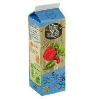 Удобрение Органоминеральное Любо-Зелено Овощи  Pure-Pak 1 л
