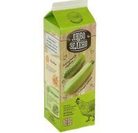 Удобрение Органоминеральное Любо-Зелено Огурцы и Кабачки Pure-Pak 1л