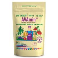 AVAmin Для овощей 500г (на 15-20м2)