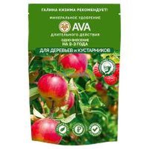 Удобрение AVA для деревьев и кустарников (400 гр)