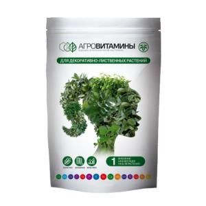 Удобрение AVA Агровитамины для декоративно-лиственных растений