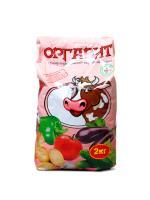 Удобрение органическое Оргавит Коровий 2кг.