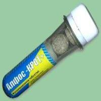 Алфос-КРОТ+ 3 фумигационные таблетки