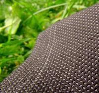 Спанбонд нетканый материал ландшафтный мульча черный СУФ60гр 1,6*150м