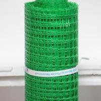 Заборная решетка пластиковая ЗР-15 22*21 1.5*20м (зеленый)