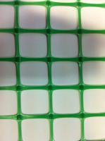 Заборная решетка пластиковая ЗР-45 45*45 1*20м (лесной зеленый)