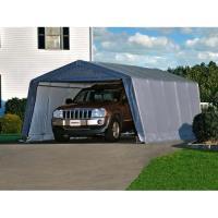 Тентовый гараж 3,7x6,1x2,4м