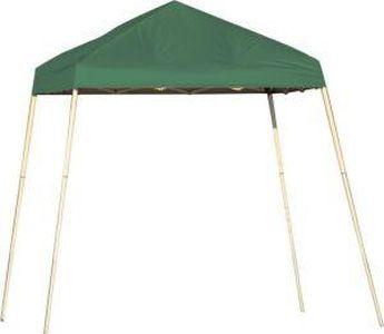 Шатер раскладной, 2.4х2.4м цвет: зеленый