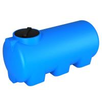 Бак Емкость H 500 л. синий