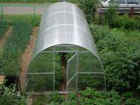 Каркас теплицы Урожайка + Д 6м /Ш 3м /В 2 м