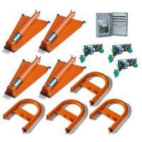 Парковочная система UNIPARK4 ( 4 парковочных места)