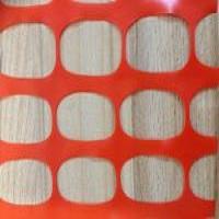 Сетка барьер эконом (90г/м2) 1х50м оранжевая