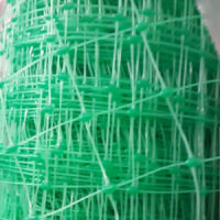 Садовая решетка для пергол Ф-35 2х25м (Зеленая)