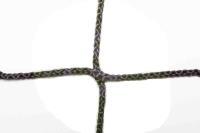 Заградительная сетка . узловая . черная . нить: 2.2мм (за 1кв.м)