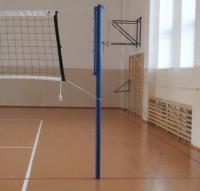 Волейбольные стойки на растяжках . высота до 2,55м (пара)