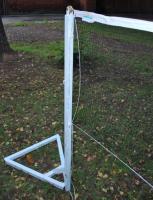 Стойки бадминтонные передвижные . высота 1,55м ( пара )
