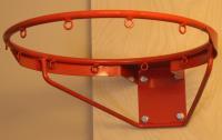 Кольцо баскетбольное антивандальное 45см, №7 мм Сетка в комплекте!
