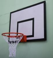 Кольцо баскетбольное амортизационное тренировочное 45см, №7 мм Сетка в комплекте!
