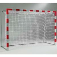 Сетка для мини футбола/гандбола  3х2х1х1 м (нить 5мм) Белый (пара)