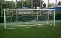 Сетка для футбольных ворот 4х12.5м нить2.2мм Зеленый(пара)
