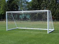 Сетка для футбольных ворот 7,5х2,5х1х2 м нить2.2мм Белый(пара)