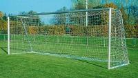 Сетка для футбольных ворот 7,5х2,5х1х2 м нить 3мм Белый(пара)